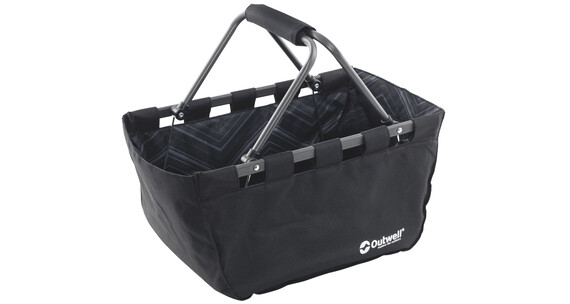 Outwell Folding Basket - Bolsa - negro